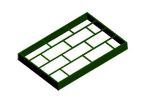 форма для тротуарного камня