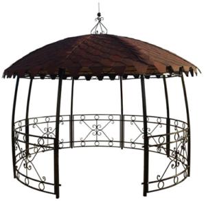 Беседка купол+